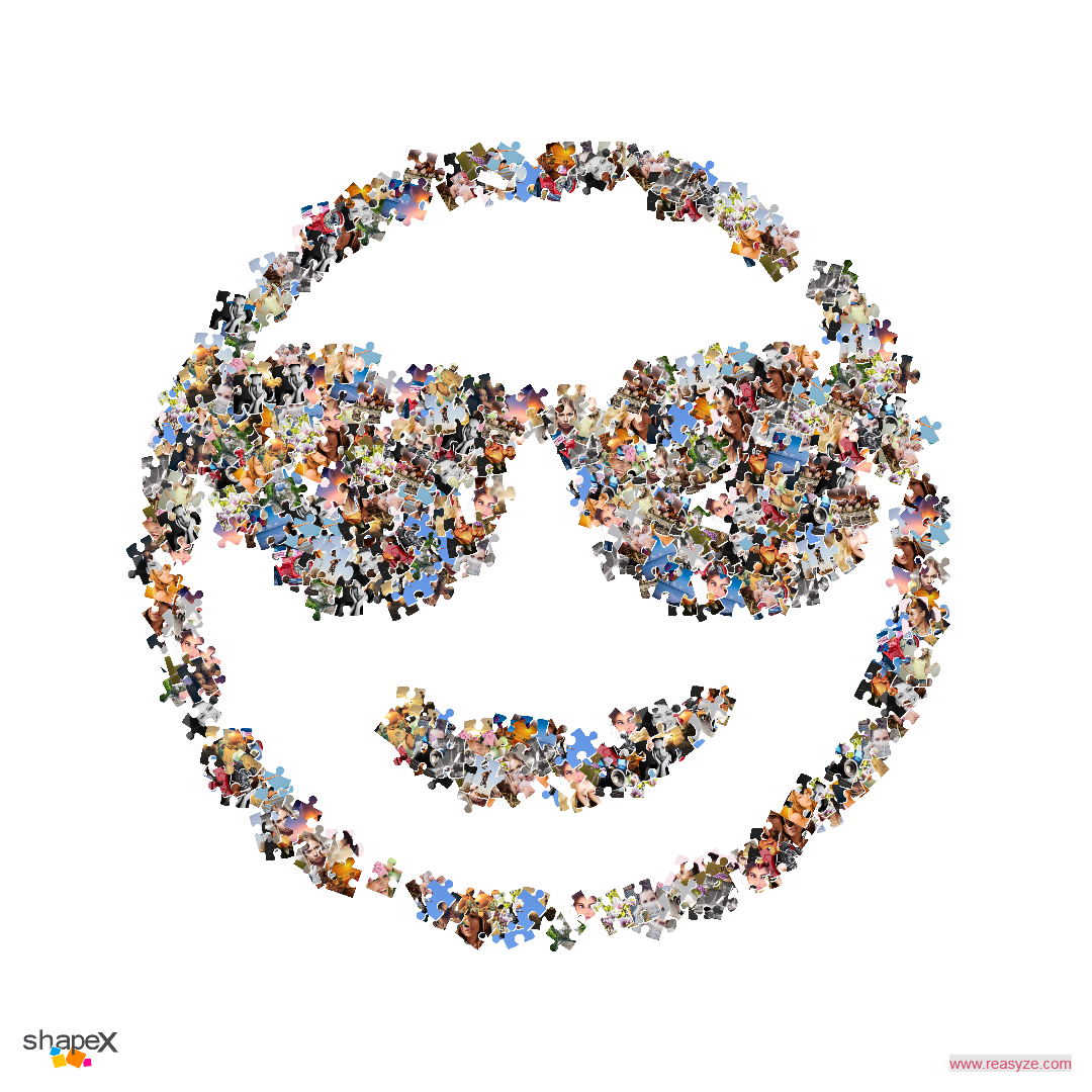 Smiley Collage