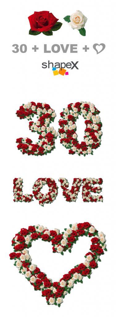 Flower Collage Pinterest
